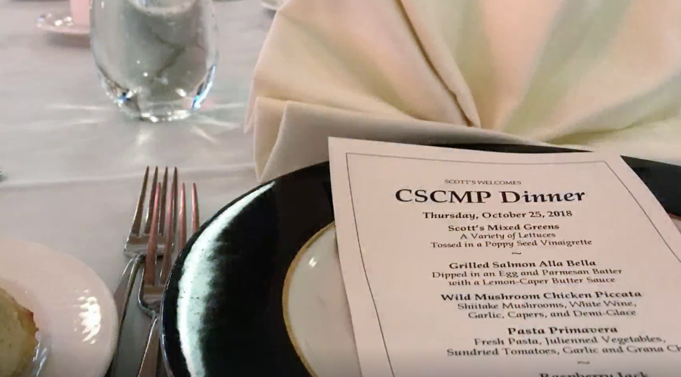 CSCMP Silicon Valley / San Francisco Oct Dinner @ Port of Oakland